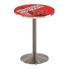 Nebraska Pub Table 28-inchx42-inch by Holland Bar Stool Company