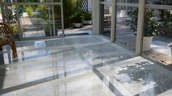 Granit White star till golv & vägg