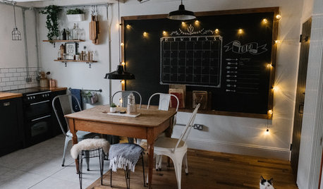 My Room: We Turned a Damp Space into a Cool, Industrial-style Kitchen