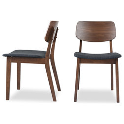 Midcentury Dining Chairs by Edloe Finch Furniture Co.