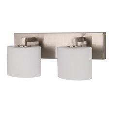 Interior 2-Light Vanity Fixture