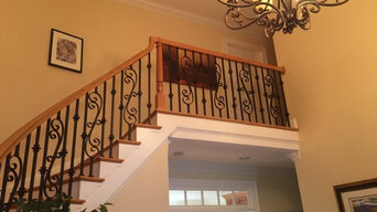 Baluster Replacement. New Extra Large Rubbed Copper Spindles