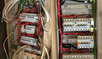 Switchboard tidy up