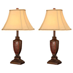Traditional Lamp Sets by Pilaster Designs