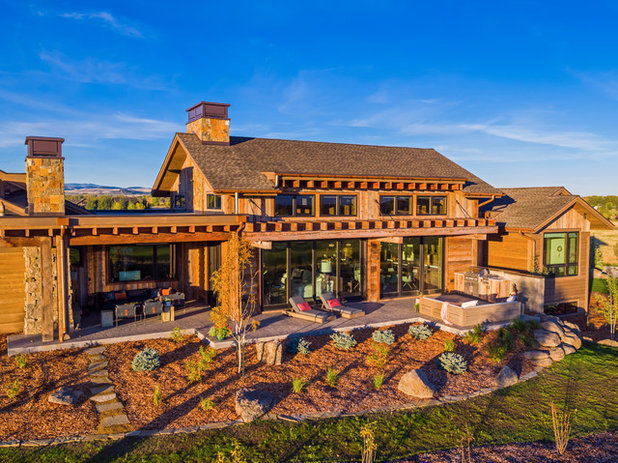 Porch Happy: Outdoor Living With Rocky Mountain Views