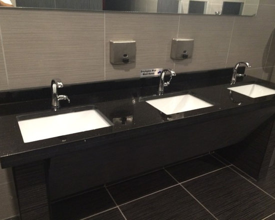 Bathroom Sinks Commercial commercial bathroom sinks and countertops - bathroom design