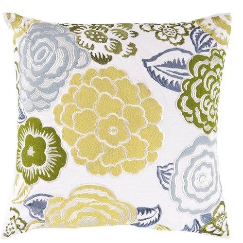 Botanical- (FF-027) - Decorative Pillows