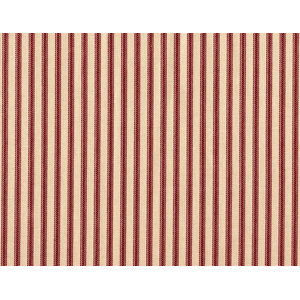 """NEW Gathered 18/"""" French Country Ticking Stripe Suede Brown Queen Bedskirt Cotton"""