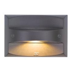 Arch, LED Step Light, Bronze