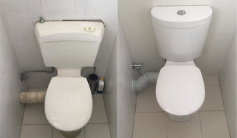 Toilet replacement