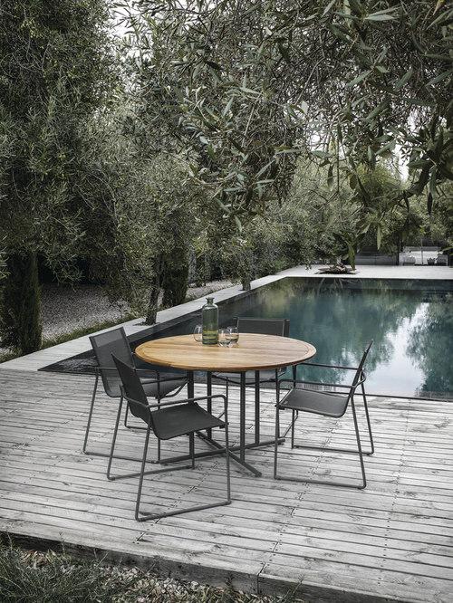 Stylish Outdoor Entertaining Ideas : Outdoor Dining and Outdoor Seating - Outdoor Dining Sets