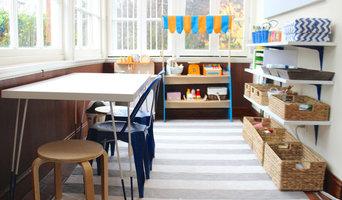 Sunroom Art & Play Space