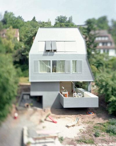 Contemporaneo Facciata by AMUNT Architekten
