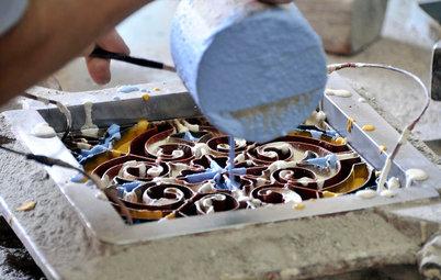 Мир дизайна: Почему испанцы так любят цементную плитку