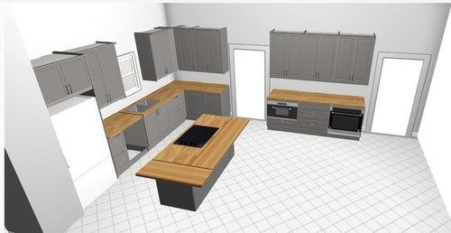 Kitchen Remodel/Design Help