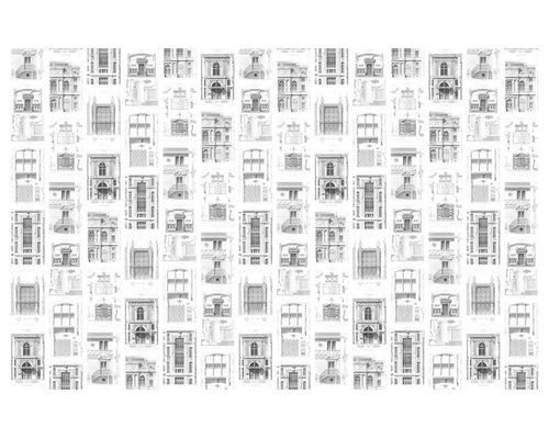 Architect - Carta da parati