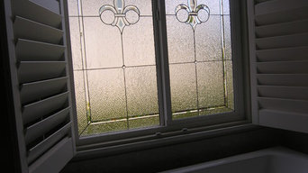 Residential ~ Beveled Windows Projects