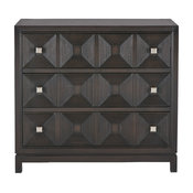 Madison Park Cecilia Accent Chest With 3 Drawers