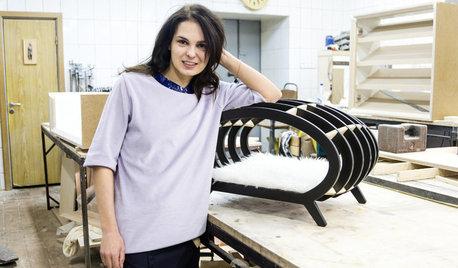 Портрет: Мебель для хвостатых питомцев от Pettel Design