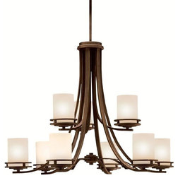 Beautiful Transitional Chandeliers by Mylightingsource