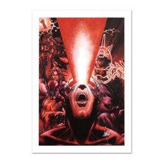 """Astonishing X-Men #30"" Art, Stan Lee, Marvel Comics"