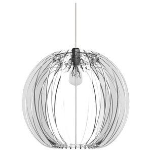 Sfera Lamp 40, Transparent Plexiglass