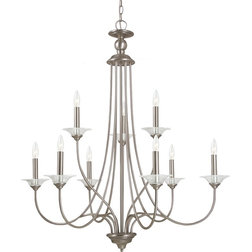 Perfect Traditional Chandeliers by Sea Gull Lighting