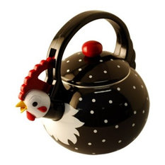 Rooster Whistling Kettle