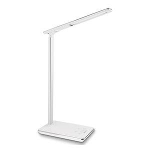 Dimmable LED Desk Lamp, 4 Lighting Modes, White