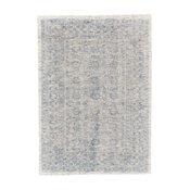 Weave & Wander Michener Rug, Blue, 8'x11'