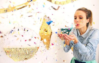 Фотоохота: 64 способа украсить комнату на детский день рождения