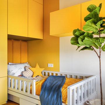 квартира для молодой семьи 55 м.кв в ЖК Водный
