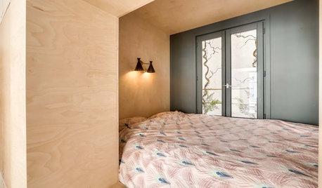 Petits espaces : 15 lits en alcôve optimisent les mètres carrés