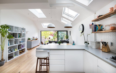 Kitchen Tour: A Period Terrace Gains a Light, Open-plan Extension