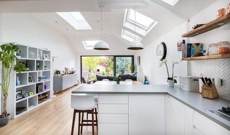 Kitchen Tour: A Period Terrace Gains a Light, Open-plan Extension
