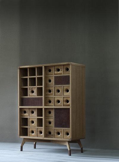 Скандинавский Мебельные комплекты для гостиной PEDRO cabinet. Collection POR FAVOR.