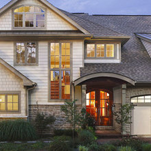 Garage Door Choices for Cromie Residence