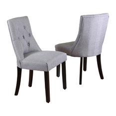 monsoon pacific bellcrest grey dining chairs set of 2 dining chairs