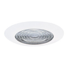 Most popular recessed shower lights for 2018 houzz nicor lighting nicor 6 inch recessed lexan shower trim recessed shower lighting aloadofball Image collections
