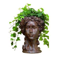 Expo Decor LLC - Garden Goddess Planter - Outdoor Pots and Planters
