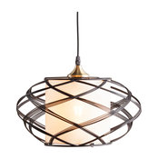Carlow Wire Cage Pendant Lamp