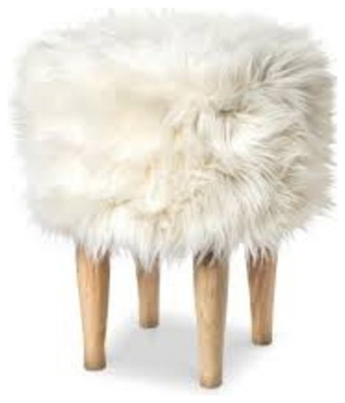 Awesome Jazzing Up My Target Foot Stool Machost Co Dining Chair Design Ideas Machostcouk