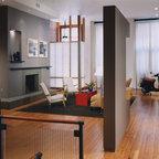 Morgan Loft Modern Staircase New York By Spg