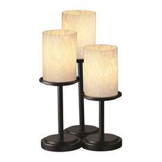 Justice Design Group FSN-8797-10-DROP Fusion Table Lamp