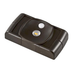 Acclaim Lighting B110 Battery Operated LED Under Cabinet Puck - Bronze