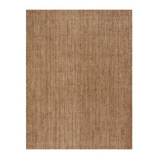 Safavieh Natural Fiber Collection NF447 Rug, Natural/Grey, 10' X 14'