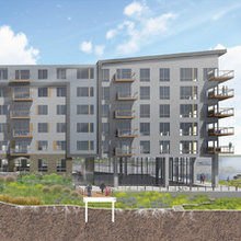 New Boston Harbor Development Tackles Waterfront Resiliency
