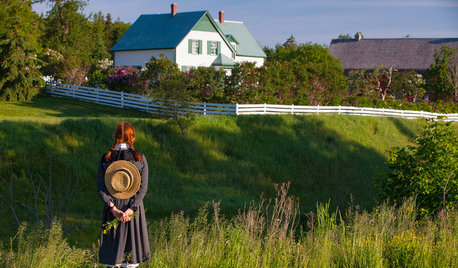 Reimagining the Home of Anne of Green Gables