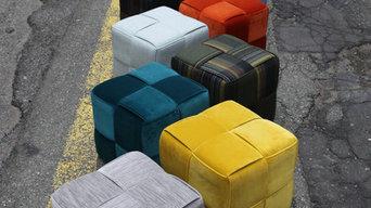 'Flax' Furniture - Cubes