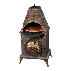 Deeco Consumer Products - Aztec Allure Pizza Oven - Outdoor Pizza Ovens